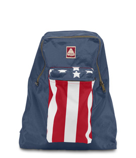 Stars and Stripes Mini Backpack